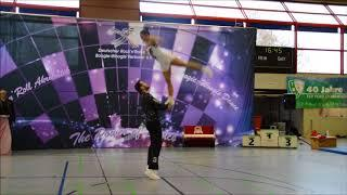 Jana Köder & Marcel Schollenberger - Saar Kings Cup 2018