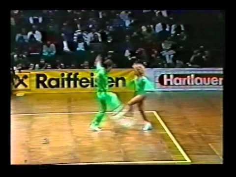 Diego Chiodoni & Marzia Chiodoni - Weltmeisterschaft 1986