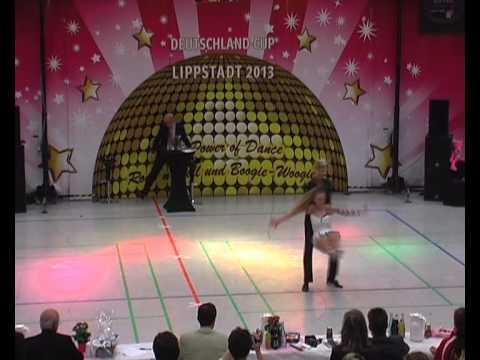 Martha Wegerth & Philipp Vorhauer - Deutschland Cup 2013