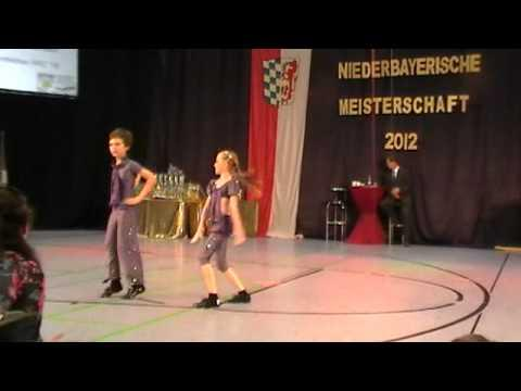 Renata Deiger & Ralf Schander - Niederbayerische Meisterschaft 2012