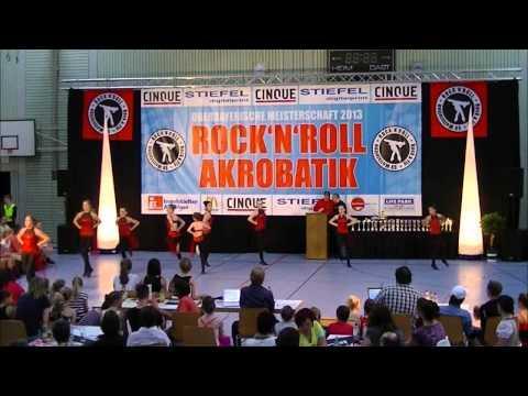 FORMATION FAMOUS - Oberbayerische Meisterschaft 2013