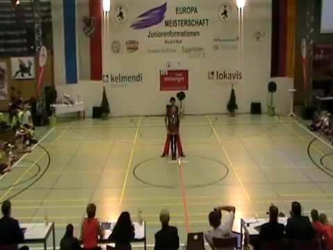 Margarita Egorova & Dmitry Ziyaev - European B-Cup Eggenfelden 2011