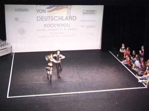 Amelie Michalke & Markus Bauch - Großer Preis von Deutschland 2007