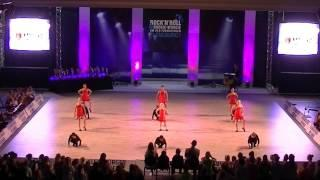 No Names - Deutsche Meisterschaft 2014