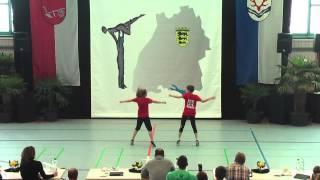 Hanna Kirchner & Jonas Klinke - Ländle Cup 2015