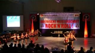 Dance Explosion - Bayerische Meisterschaft 2014