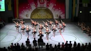 Dance Explosion - Süddeutsche Meisterschaft 2014