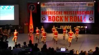 Fantasy Girls - Bayerische Meisterschaft 2014
