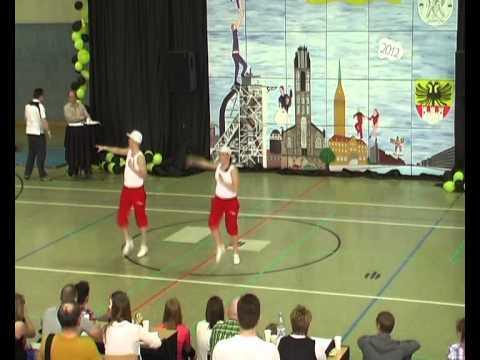 Lorena Pletz & Jan Kirchherr - Duisburg Cup 2012