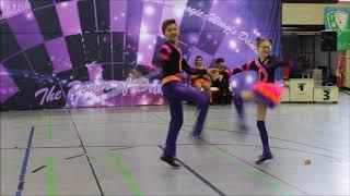 Julia Eder  & Niklas Lohr - Saar Kings Cup 2018