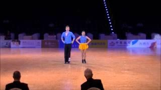 Ksenia Osnovina & Denis Tertyshniyy - World Dance Sport Games 2013