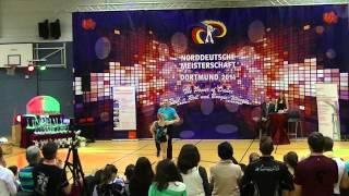 Nadine Stünkel & Sebastian Rott - Norddeutsche Meisterschaft 2014
