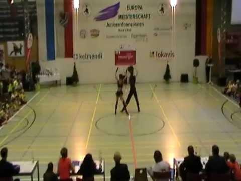 Larisa Gomaz & Filip BILUŠIĆ - European B-Cup Eggenfelden 2011