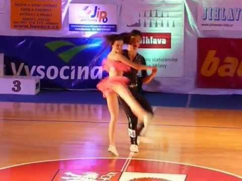 Katja Geiger & Sebastian Geiger - World Cup Jihlava 2012