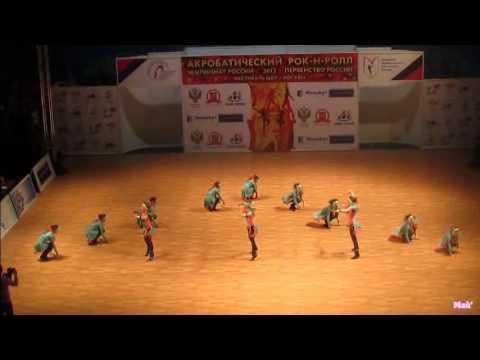 Beauties - Russische Meisterschaft 2013