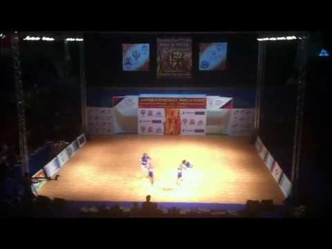Fantastic Four - Russische Meisterschaft 2013