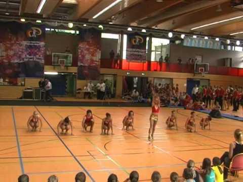Sensation of Formation - Süddeutsche Meisterschaft 2011