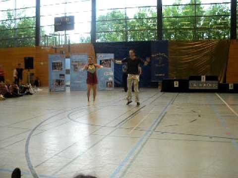 Lisa Janssen & Falk Scheibe-In der Stroth - 4.Ecktown-Cup / NorthStar & Nord-Cup 2011