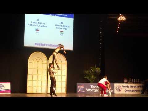 Slamova - Fürst & Erki - Kovács - Weltmeisterschaft 2011