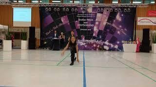 Vivien Seibel & Max Dudos - GPvD 2018