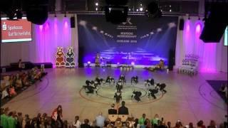 Royal Dancers - Deutsche Meisterschaft 2015