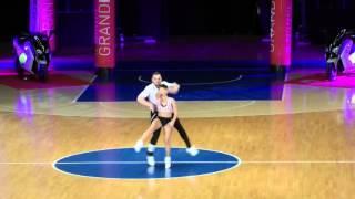 Mélitine Puolios-Burel & Kévin Garino - World Masters Lyon 2015