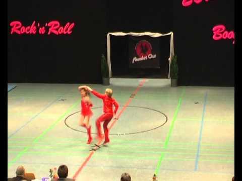 Alyssa Baum & Jonas Dux - Landesmeisterschaft NRW 2012