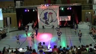 Crazy Chick´s - Nordbayerische Meisterschaft 2014