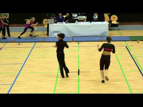 Emelie Bollenhoff & Levi Ellmers - 12.Allercup 2012