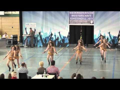 Crazy Chicken - Niederbayerische Meisterschaft 2011