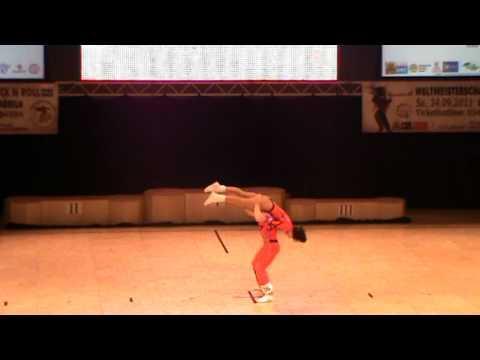 Olga Sbitneva & Ivan Youdin - World Masters Döbeln 2011