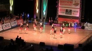 2exceptshownal4U - Deutsche Meisterschaft Formationen 2016