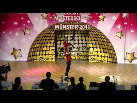 Lucy Wiedemaier & Oliver Kurzaj - Norddeutsche Meisterschaft 2013