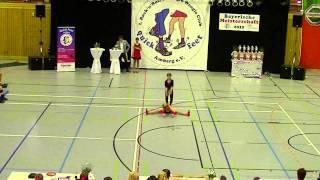 Elisabeth Horsch & Johannes Horsch - Landesmeisterschaft Bayern 2015