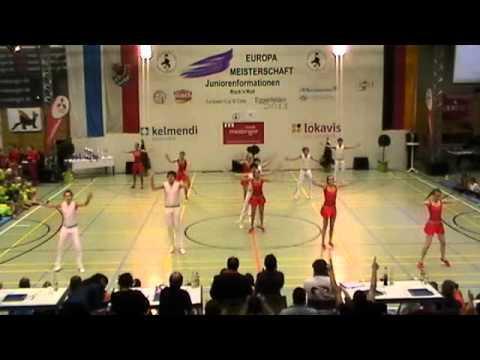 Dancing Baloos - Europameisterschaft 2011