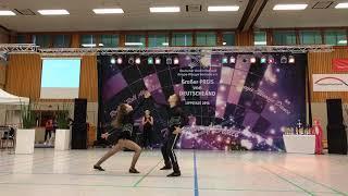 Juliana Schumacher & Daniel Langer - GPvD 2018