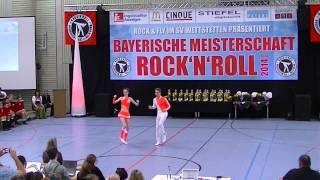 Sophia Schorer & Maximilian Reitmeir - Bayerische Meisterschaft 2014