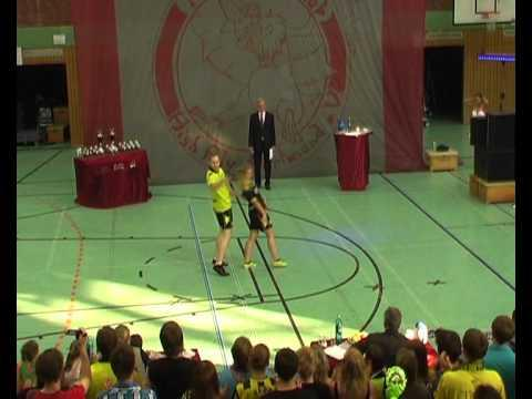Kristina Tilly & Sebastian Rott - High Fly Cup 2011