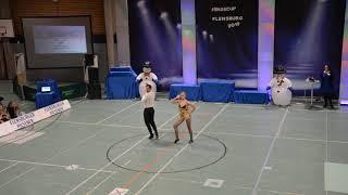 Marieke Speck & Tobias Neumann - NordCup Flensburg 2019