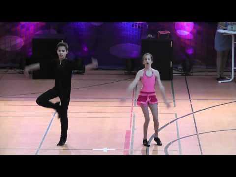 Sophia Adam & Arthur Butorev - Deutschland Cup 2011