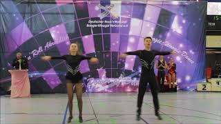 Juliana Schumacher & Daniel Langer Saar Kings Cup 2018