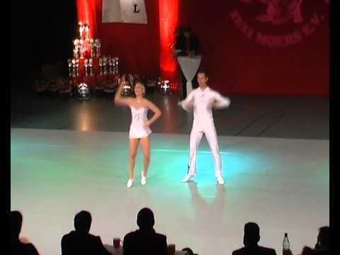 Ayline Spielmann & Philipp Sauter - Großer Preis von Deutschland 2011