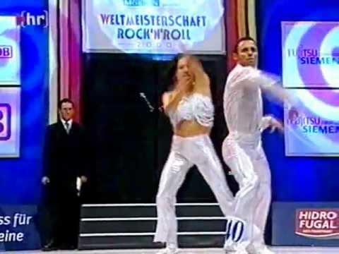 Andreas Wolf & Beate Wolf - Weltmeisterschaft 2000