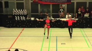 Sofia Rieger - Benedikt Reiter - 30. Herbstmeisterschaft 2014