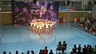 East Side Dancers - Deutschland Cup 2016