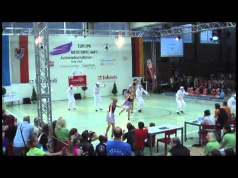 Crazy Boogie - Europameisterschaft 2011