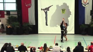 Silvia Baur & Bernhard Baur - LM Baden-Württemberg & Hessen 2015