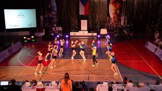Minnies - Tschechische Meisterschaft 2018
