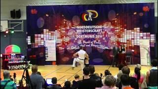 Anja Gentner & Christian Gartmeier - Norddeutsche Meisterschaft 2014