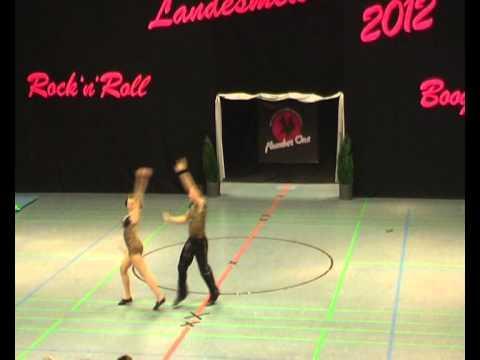 Regina Reiswich & Andreas Meier - Landesmeisterschaft NRW 2012